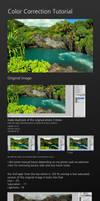 Color correction tutorial