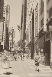 New York by Amr-Mohsen