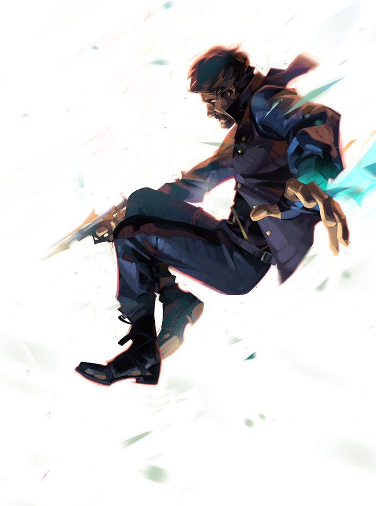 dishonored2 sketch by Nonparanoid