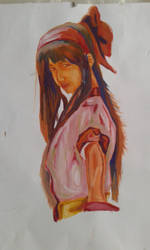 Nakoruru by tomotoki