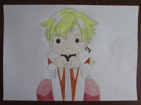 In Vic's Art Project: Tamaki Suou Doggy