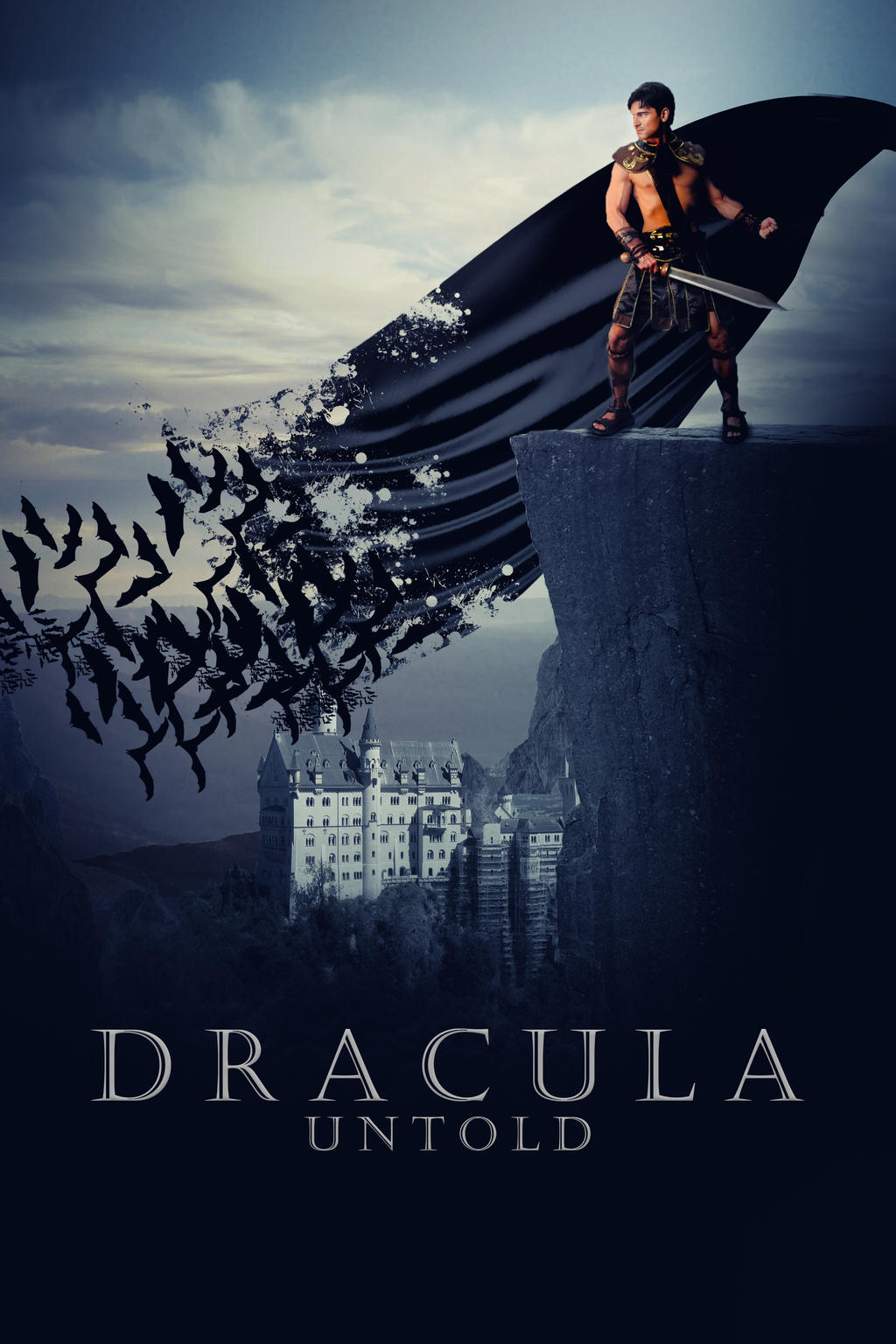 dracula untold movie poster design by nisarahamed28 on deviantart dracula untold movie poster design by