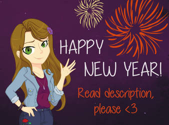 HAPPY NEW YEAR!! + declarations for 2019
