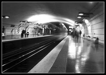 Phantom Train by CutterX
