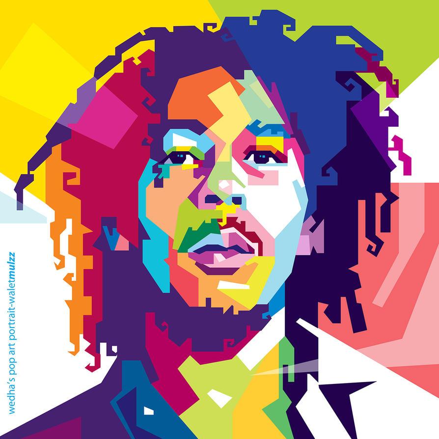 Bob Marley By WaletMulzz