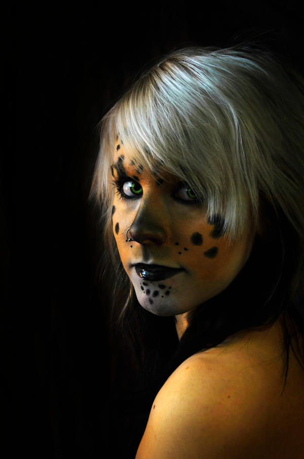 Panthera Pardus by KattFloka