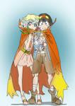 Simon and Nia