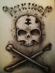 Skull by Schinkenspicker