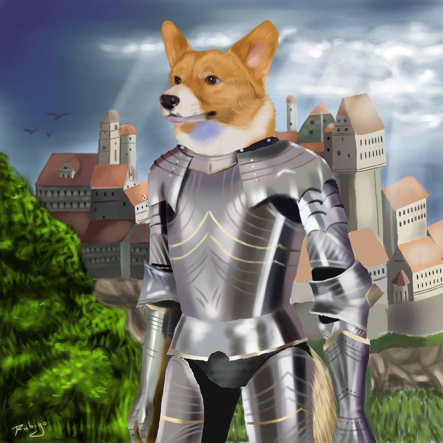 Winston the Conqueror by Rubigo
