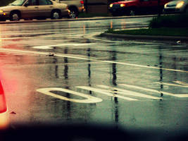 Wet Street by bookslove66