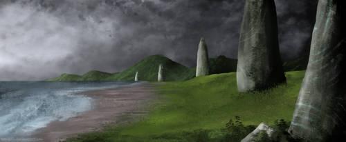 Storm's ahead by Koriaris