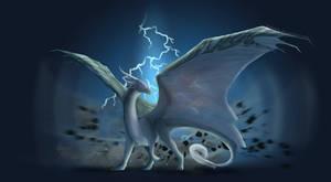Thunder by Koriaris