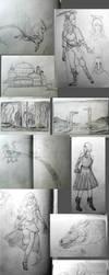 Sketchdump1 by Koriaris