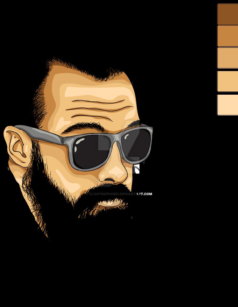 Beard 2 by clostrophobic