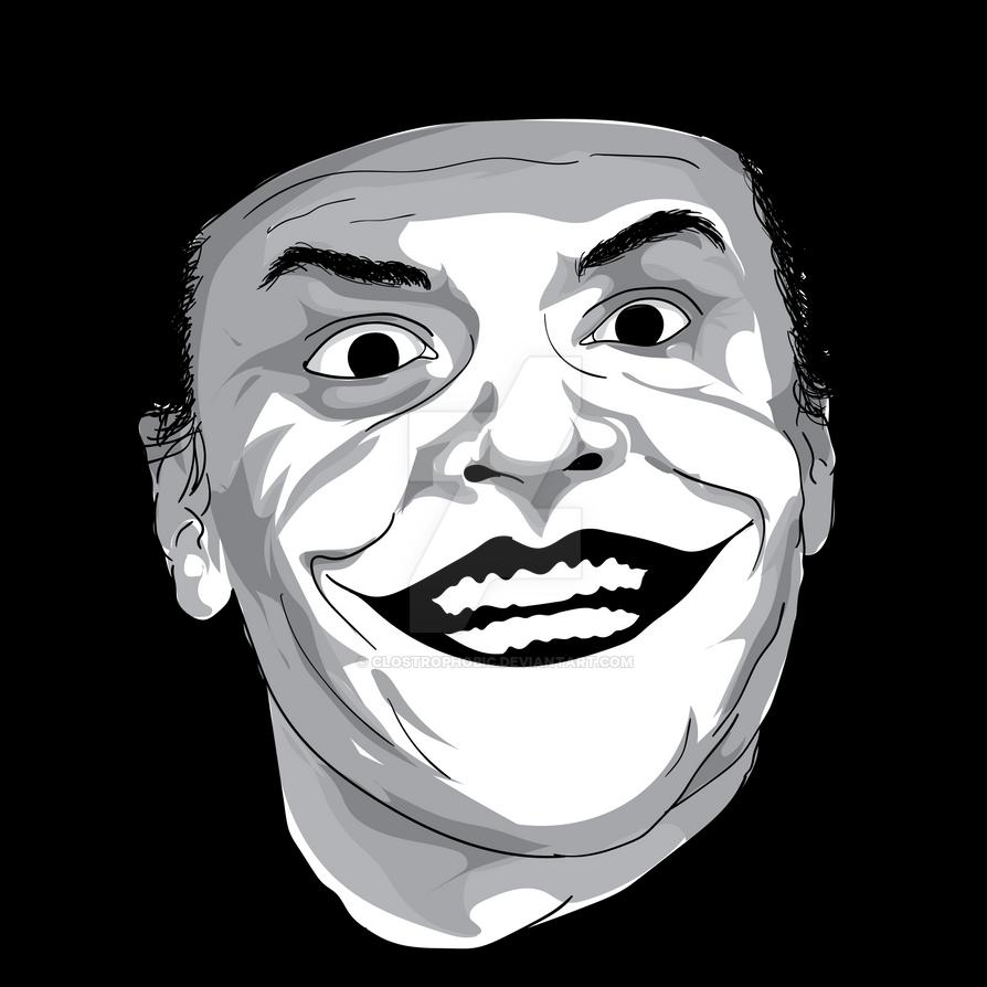 Joker by clostrophobic