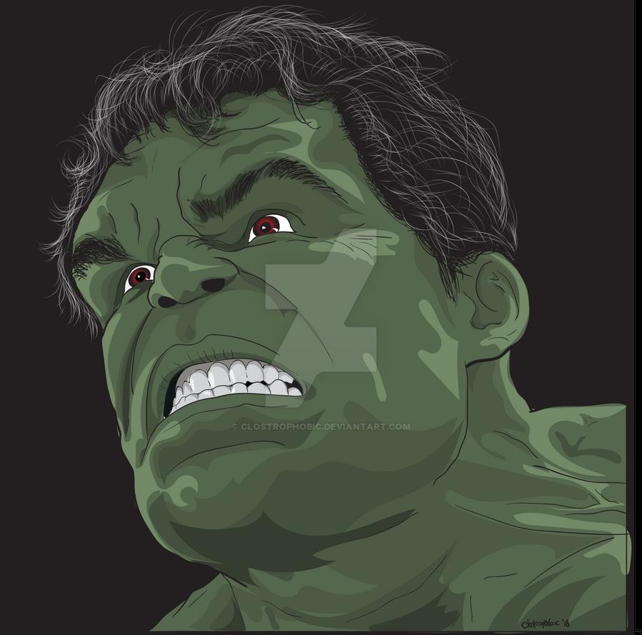 Hulk by clostrophobic