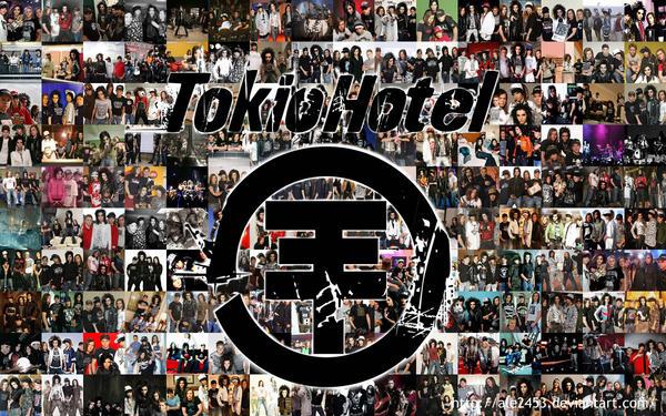 hotel wallpaper. Tokio Hotel Wallpaper by