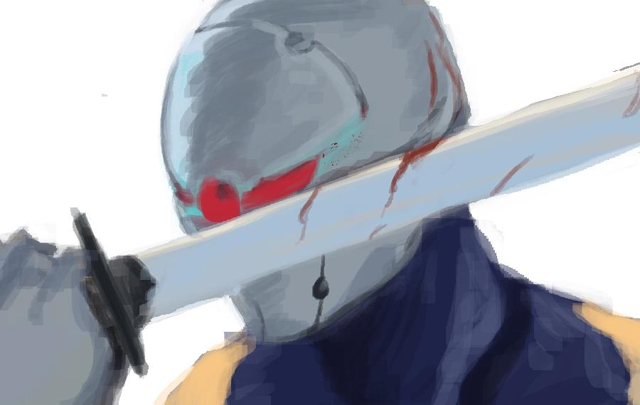 Gray Fox 30 Minute Spitpaint by MisterTomodachi