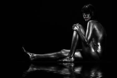 silver girl 01 by StSch