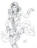 Gipsy Witch by Alf-Alpha