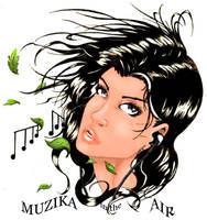 Muzika in the Air by Alf-Alpha