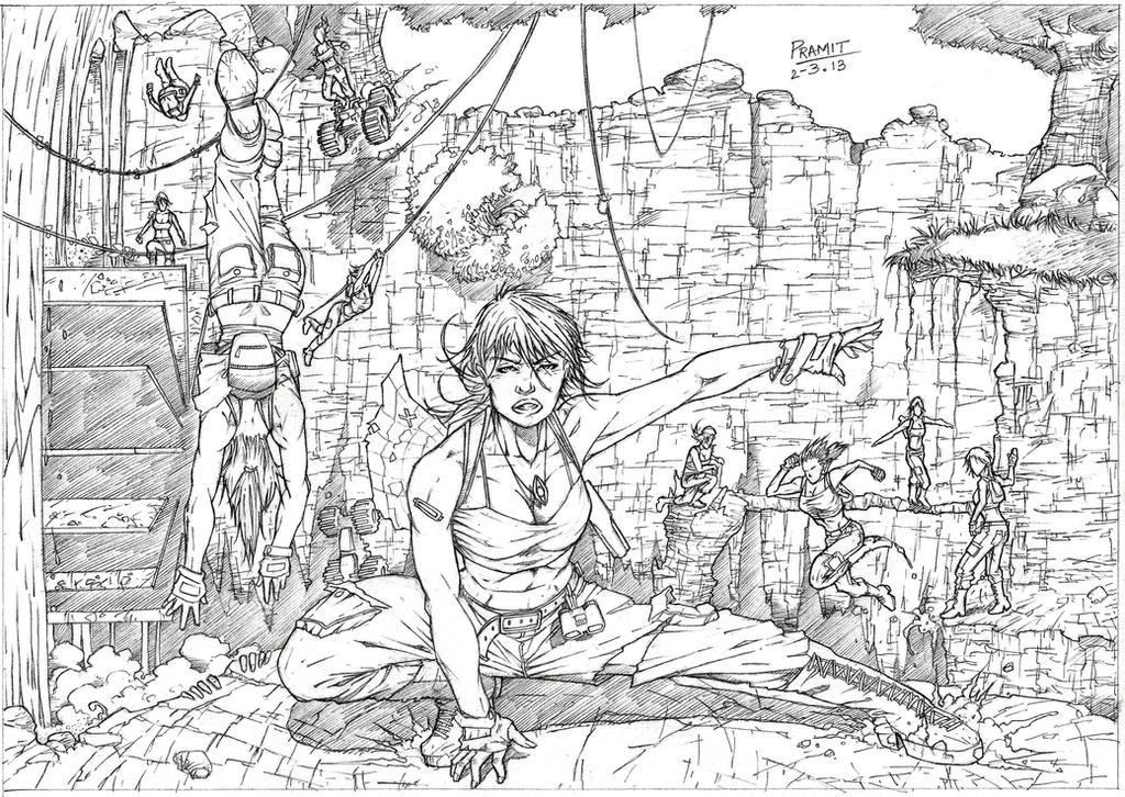 Tomb Raider Reborn by Alf-Alpha