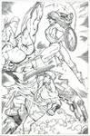 Wrath of the TITANS:FOT # 3 pg.17