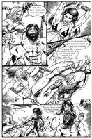 Lady Warriors pg.2 by Alf-Alpha