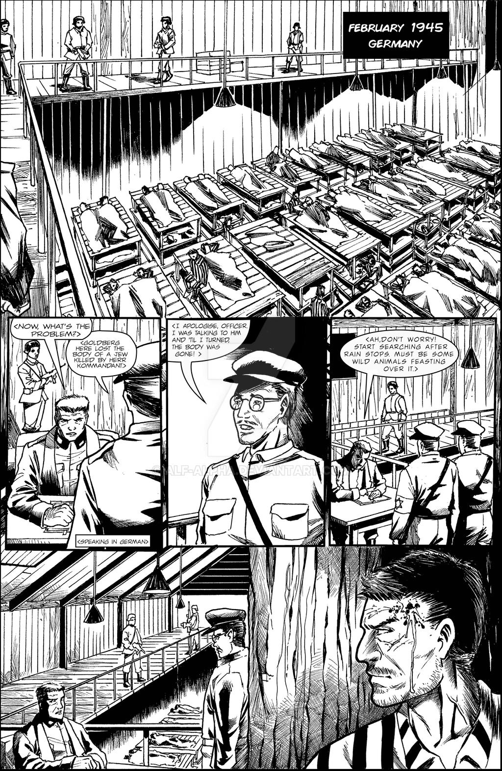 Life-Time Issue 2 Pg.1 by Alf-Alpha