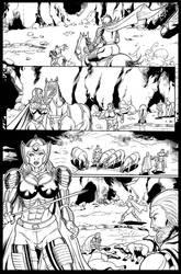 Forbidden #3 Page 12