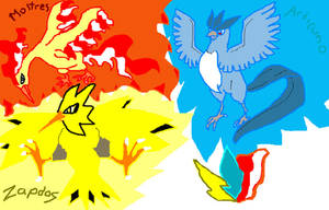 Legendary Birds by kirbysuperstar97