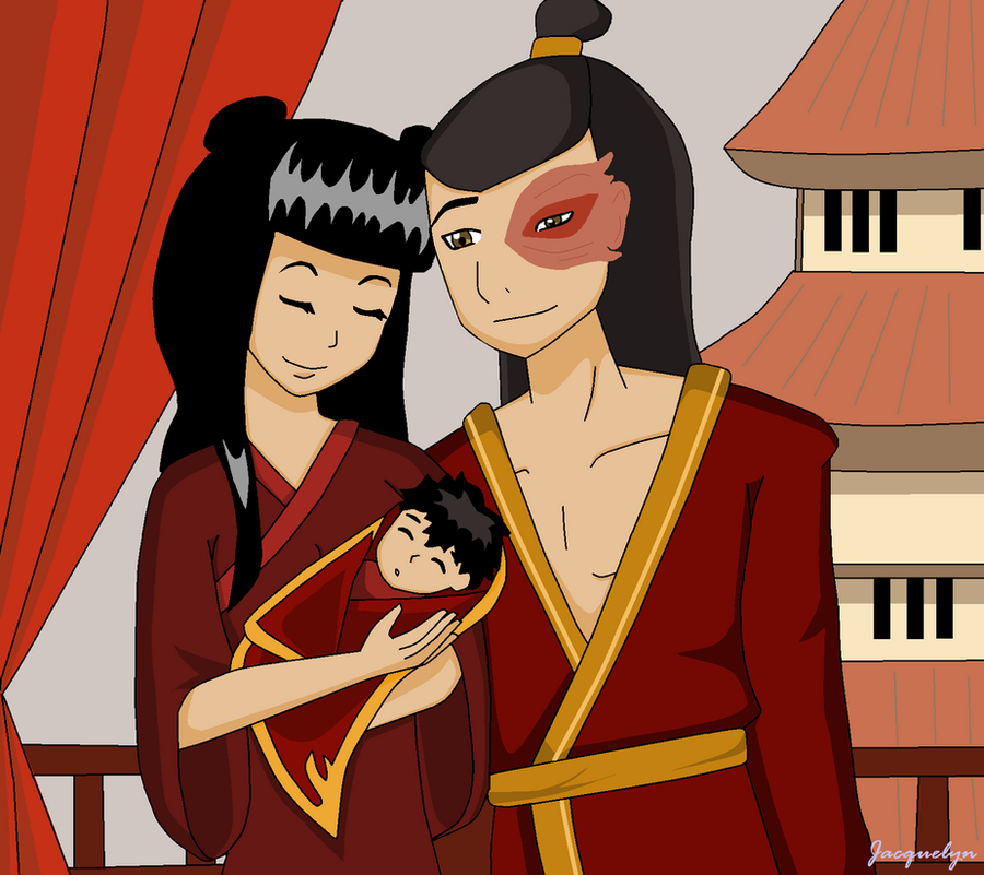 mai and zuko children wwwpixsharkcom images