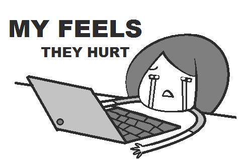 Resultado de imagen de feels tumblr
