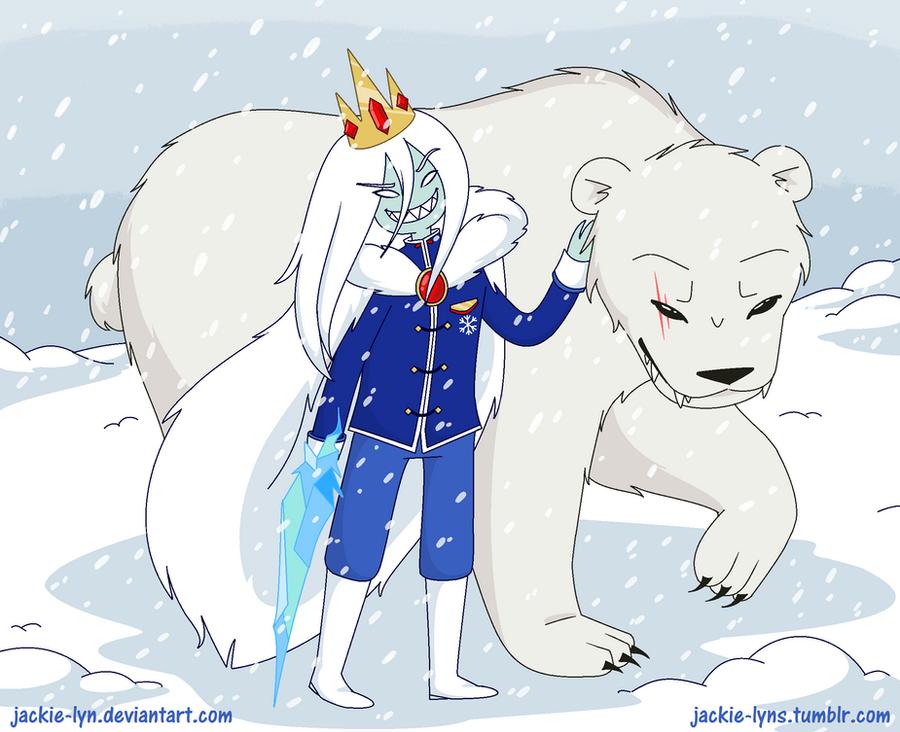 Ice Prince Finn by Jackie-lyn