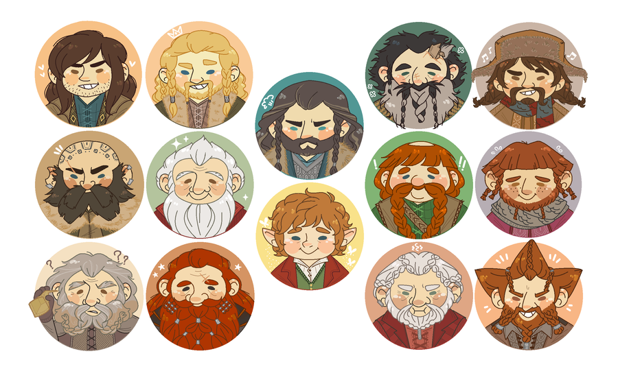 13 Days for 13 Dwarves by Jackie-lyn