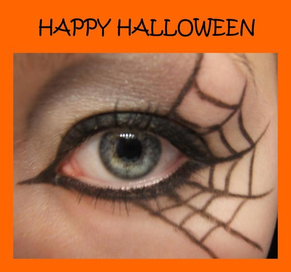 Happy Halloween by Barbedwirebleeds