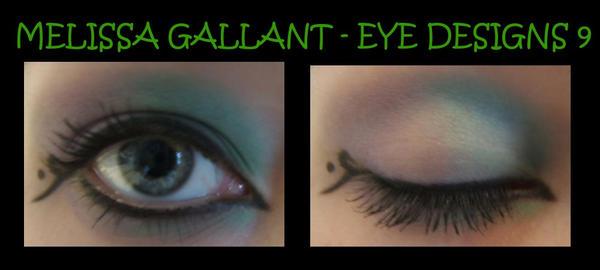 Eye Designs 9 by Barbedwirebleeds