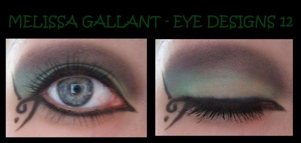 Eye Designs 12 by Barbedwirebleeds