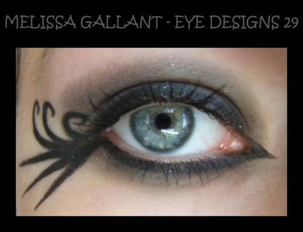 Eye Designs 29 by Barbedwirebleeds