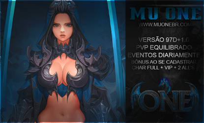 Banner Midia Social - MuOne by r4vox