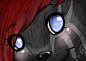 Destinee Eyes by redninetails