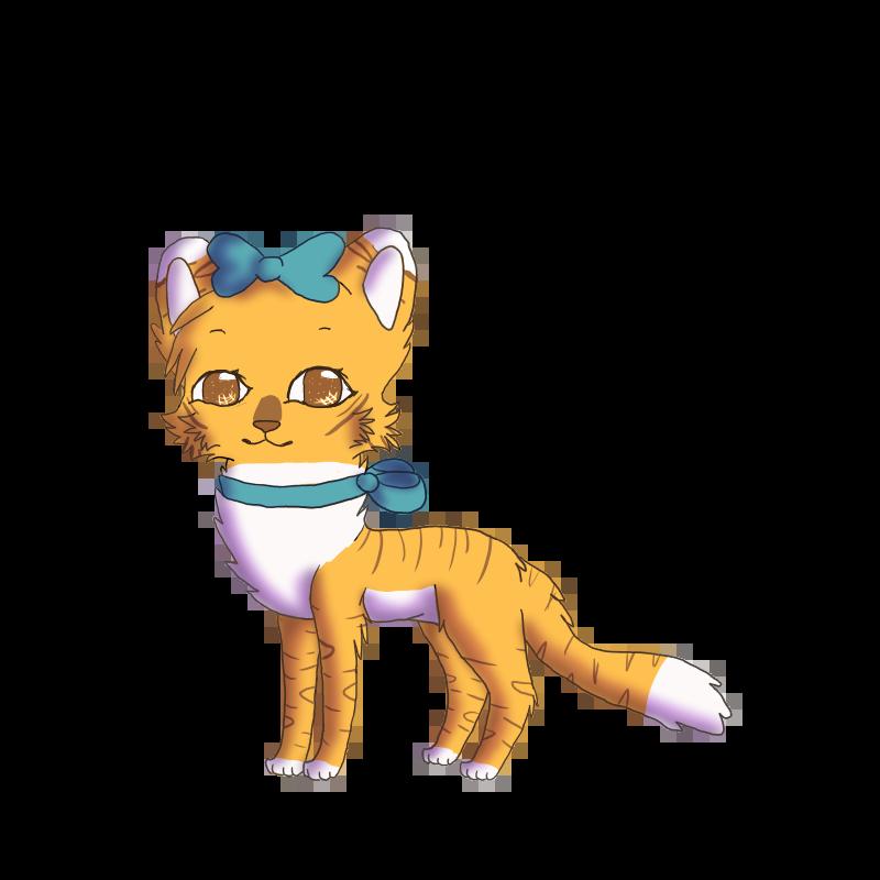 - Little tiger - by FoxStarrMoon