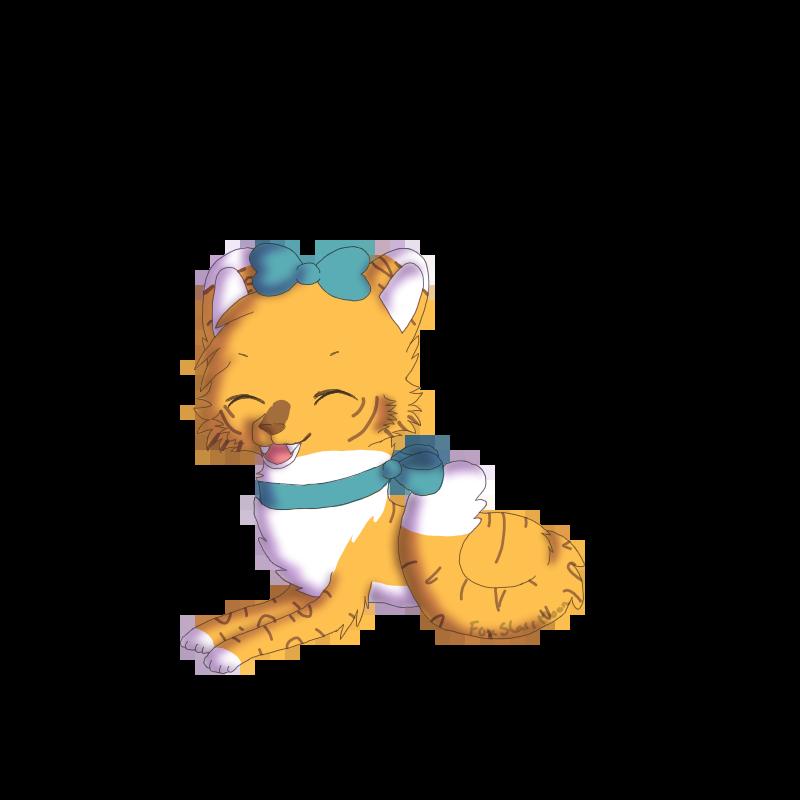 - Roar! - by FoxStarrMoon