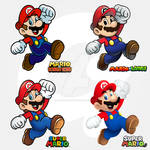 .:Super Mario Styles:.