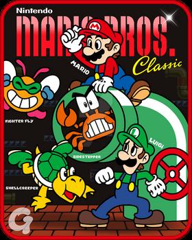 MARIO BROS. 1983 (Arcade)