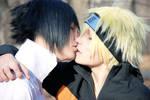 Unforgettable Kiss..SasuNaru by LuverBoysStranger