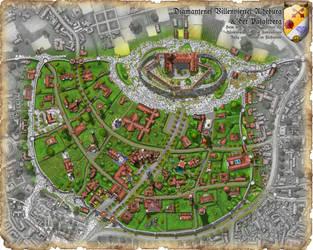 Rommilys - Aldeburg und Palast by thomads3890