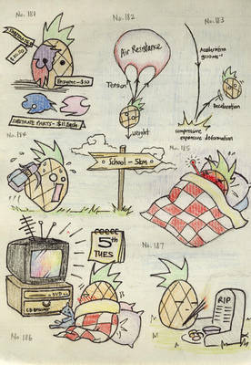 Pineapple Invasion VI