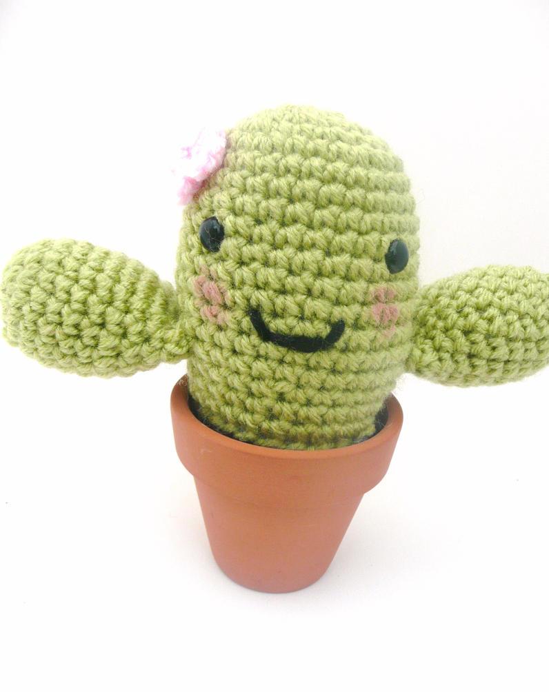 Cactus Amigurumi Venta : Cactus Amigurumi by e1fy on DeviantArt