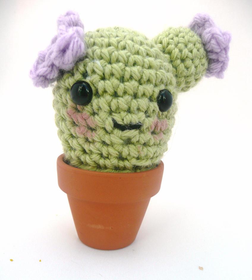 Tecnica Amigurumi Cactus : baby cactus amigurumi 2 by e1fy on DeviantArt